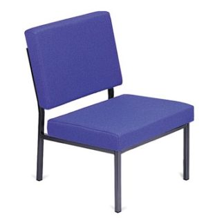 Soft Seating Budget Easy Chair Metal Frame | Reception and Lounge Seating | BEM1