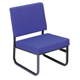 Soft Seating Easy Chair Metal  Skid Frame | Reception and Lounge Seating | BEMS1