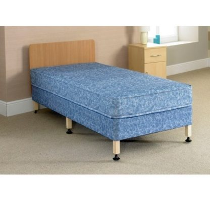 DERWENT Contract Breathable Waterproof Bed and Mattress Set | Beds and Mattresses | BIDEDS