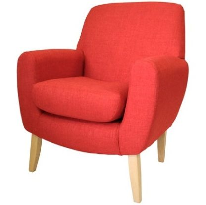 Modern Styled Lounge Armchair   High Back Care Chairs   BLP