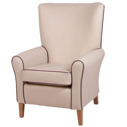 VANCOUVER Queen Chair - Dementia Friendly | Bedroom Chairs | BLVD