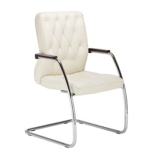 Office chair with 8+ hour mechanism - vinyl or fabric finish | Boardroom Seating | BR16C