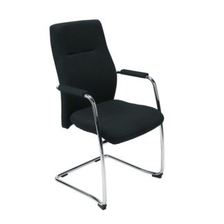 Office chair with 8+ hour mechanism - vinyl or fabric finish | Boardroom Seating | BR1C