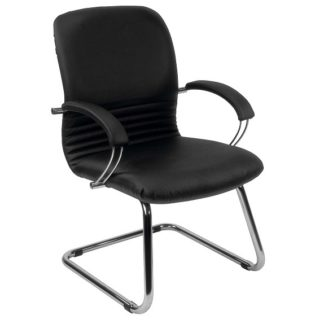 Office chair with 8+ hour mechanism - vinyl or fabric finish | Cantilever Seating | BR3C