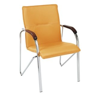 Office chair with 8+ hour mechanism - vinyl or fabric finish | Conference Seating | BR5