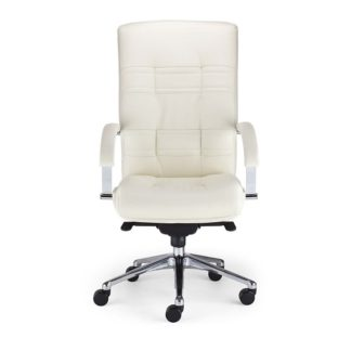 Office chair with 8+ hour mechanism - vinyl or fabric finish | Boardroom Seating | BR6