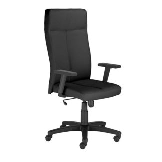 Office chair with 8+ hour mechanism - vinyl or fabric finish | Task/Operator Seating | BR7W
