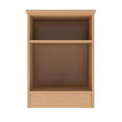 Coventry Range Open Shelved Bedside Table | Bedside Tables | BRBBS
