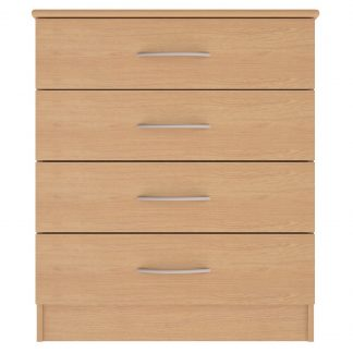 Coventry Range 4-Drawer Wide Chest | Coventry Bedroom Range | BRBC4W