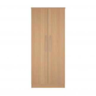 Coventry Range Double Door Wardrobe (10 Day Express Delivery) | Coventry Bedroom Range (10 Day Express Delivery) | BRBWDD