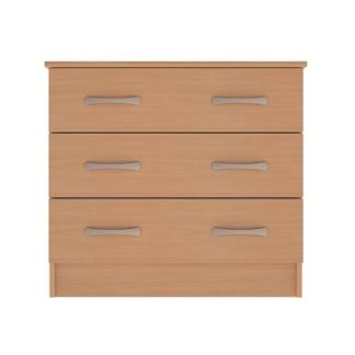 Standard Range 3-Drawer Narrow Unit | Drawer Chests | BRC3W