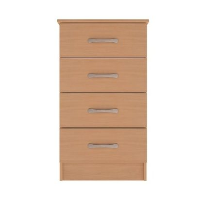 Standard Range 3-Drawer Narrow Unit | Bedside Tables | BRC4NB