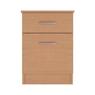 Standard Range 3-Drawer Narrow Unit | Bedside Tables | BRCB1D