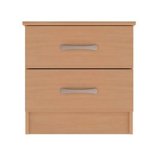 Standard Range 3-Drawer Narrow Unit | Bedside Tables | BRCB2