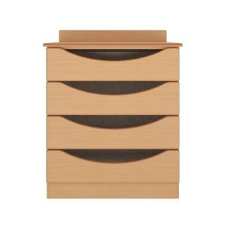 Oxford Dementia Bedside Table with Drawer and Door | Drawer Chests | BRDCW2