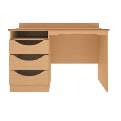 Oxford Dementia Bedside Table with Drawer and Door | Dressing Tables | BRDDT