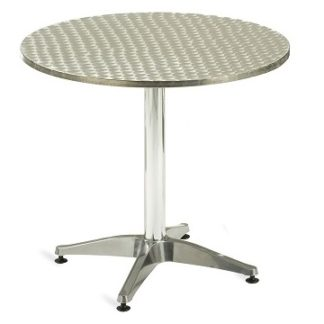 Outdoor Aluminium Bistro Cafe Table Round 700mm | Outdoor Tables | BTA