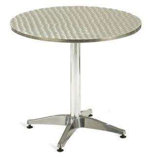 Outdoor Aluminium Bistro Cafe Table Round 700mm | Outdoor Tables | BTA1