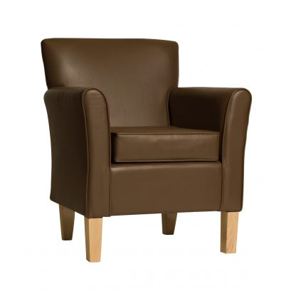 BURNHAM Low Back Lounge Chair | Lounge Armchairs | BA1L