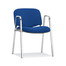 Lightweight Budget Stacking Conference Chair | Cafe Chairs | C2H