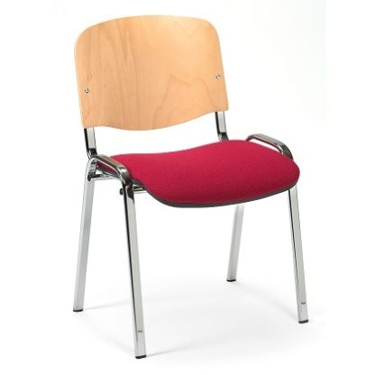 Lightweight Hybrid Stacking Conference Chair | Cafe Chairs | C2H