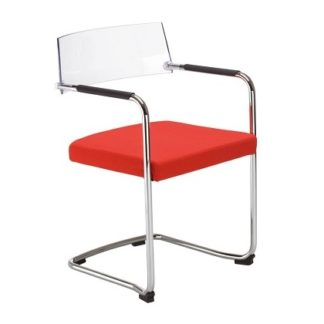 Cantilever Stacking Conference and Visitor Chair | Boardroom Seating | CF1