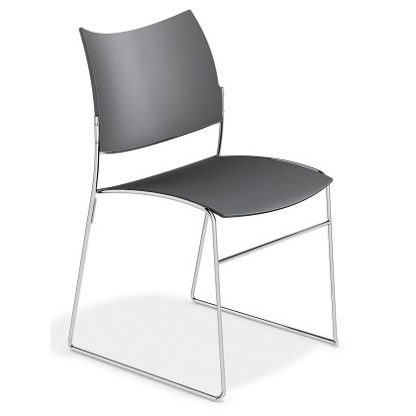 Canterbury Curvy Stacking Contemporary Conference Chair | High Stacking Chairs | CSP