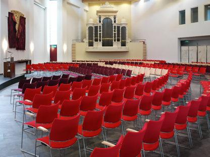 Canterbury Curvy Stacking Contemporary Conference Chair | Conference Stacking Chairs | CSP