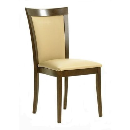 HAMBLETON Side Chair with Wood Surround Upholstered Back (Yorkshire Range) | Dining Chairs | DC5