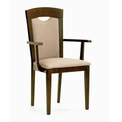 HOWDEN Arm Chair with Handhold (Yorkshire Range) | Dining Chairs | DCSAA