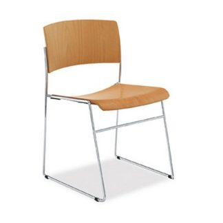 Durham Stacking Contemporary Cathedral Chair | Cathedral Range Chairs | DRB