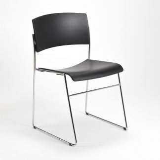 Lightweight Durham Polypropylene Stacking Chair | Conference Chairs | DRP