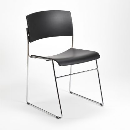 Durham Polypropylene Stacking Chair | Conference Chairs | DRP