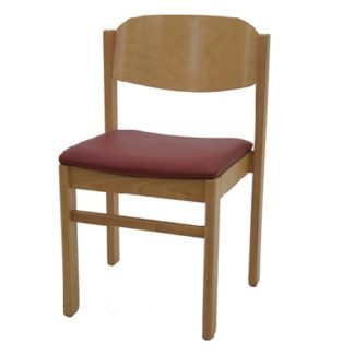 Stacking Wooden Chapel and Church Chair | Cathedral Range Chairs | E4SU