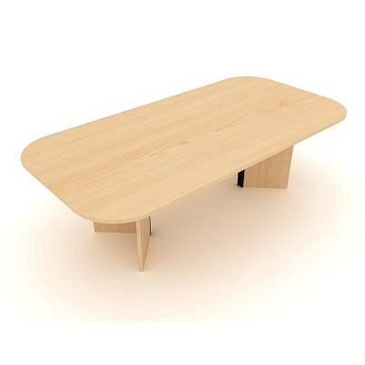 Double D Conference Table | Meeting Tables | ECONF