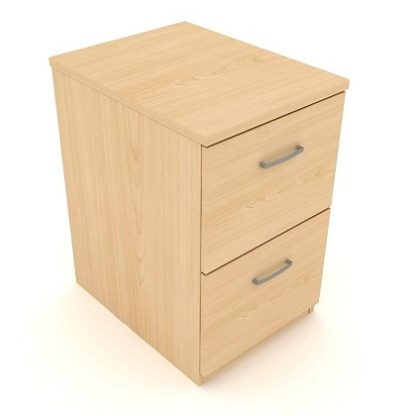 Filing Cabinet 2 Drawer Lockable | Storage Solutions | EFC2