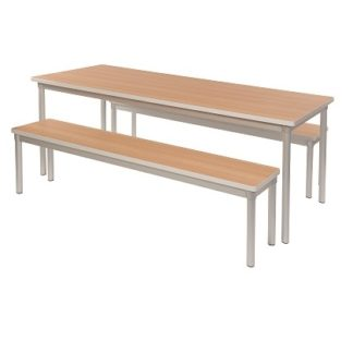 Gopak Enviro Dining Benches | Gopak Enviro and Early Years Tables | ENDB