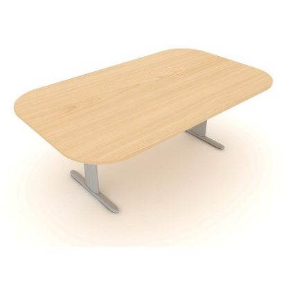 Double D Meeting Table I Frame Legs | Meeting Tables | EOPCONF1A