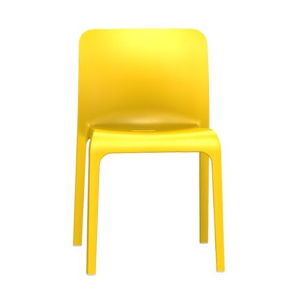 Contemporary POP! One Piece Stacking Chair | Cafe Chairs | EPOP6