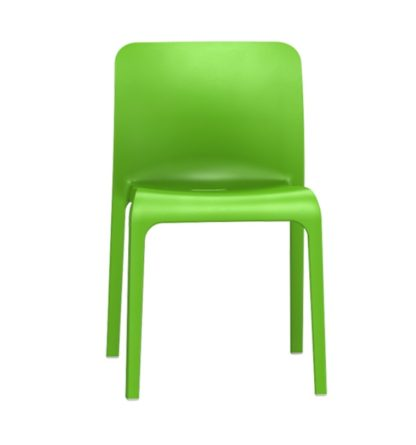 Contemporary Pop One Piece Stacking Chair | Cafe Chairs | EPOP6