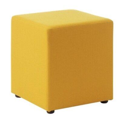Square Segment Low Level Stool   Modular Seating   ESEGA