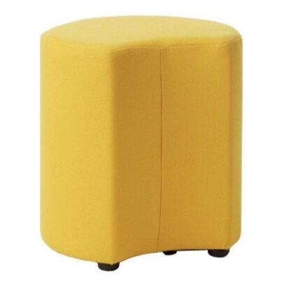 Square Segment Low Level Stool   Modular Seating   ESEGD
