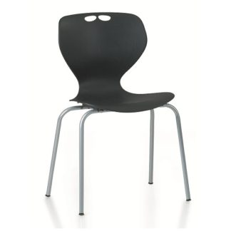 Mata Polypropylene Stacking Chair | Cafe Chairs | ESM1L