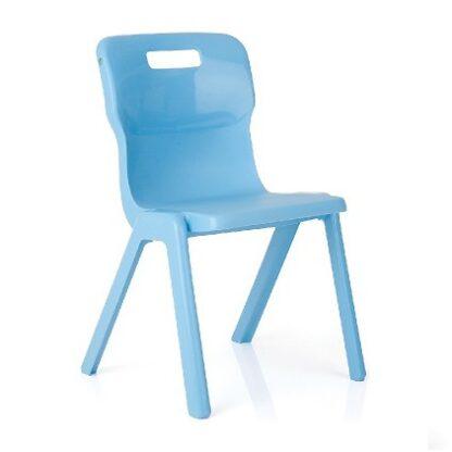 Titan One Piece Polypropylene Stacking Chair | Children's Chairs | ET1