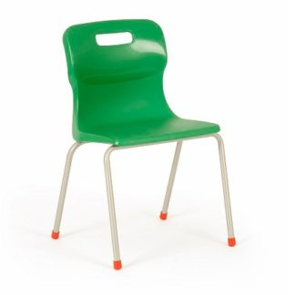 Titan Standard Leg Polypropylene Stacking Classroom Chair | Children's Chairs | ET13