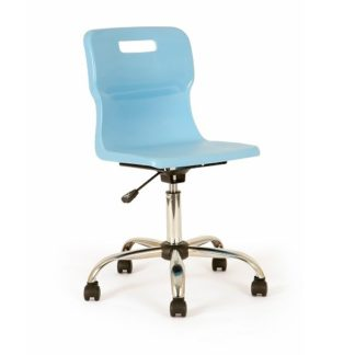 Classroom Adjustable Swivel Base Chair | Children's Chairs | ET35