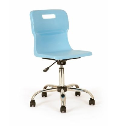 Classroom Adjustable Swivel Base Chair | Children's Chairs | ET35
