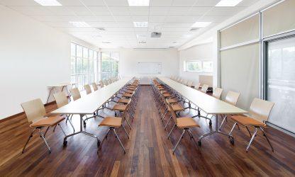 Folding Top Rectangular Conference Table 1600mm | Folding Meeting Tables | FLIBM02