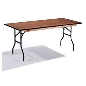Budget Plywood Folding Table | Budget Folding Tables | FTB2