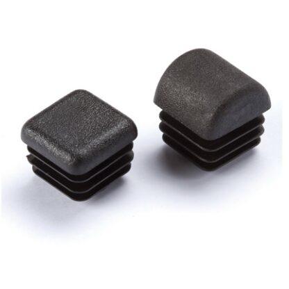 Nylon Chair Feet for Aluminium Chairs 25mm OD   Links, locks and feet   OFPA
